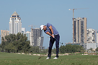 Maximilian Kieffer (GER) in action during the second round of the Commercial Bank Qatar Masters, Doha Golf Club, Doha, Qatar. 08/03/2019<br /> Picture: Golffile | Phil Inglis<br /> <br /> <br /> All photo usage must carry mandatory copyright credit (&copy; Golffile | Phil Inglis)