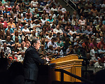1608-44 335<br /> <br /> Education Week<br /> Elder Holland Devotional<br /> <br /> August 16, 2016<br /> <br /> Photography by: Mark A. Philbrick/BYU Photo<br /> <br /> Copyright BYU Photo 2016<br /> All Rights Reserved<br /> photo@byu.edu (801)422-7322<br /> <br /> 658