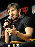 "NEW YORK, NY - OCTOBER 07:  Eoin Macken attends  ""Resident Evil: The Final Chapter"" panel at New York ComiCcon at the Theater in Madison Square Garden on October 7, 2016. Photo by: John Palmer/ MediaPunch"