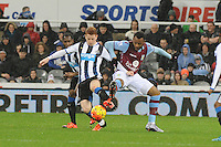 Newcastle United vs Aston Villa 19-12-15