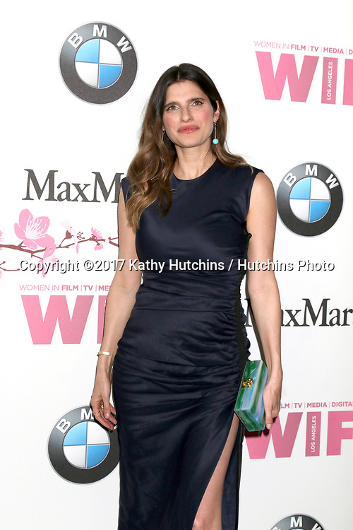 LOS ANGELES - JUN 13:  Lake Bell at the Women in Film Los Angeles Celebrates the 2017 Crystal and Lucy Awards at the Beverly Hilton Hotel on June 13, 2017 in Beverly Hills, CA