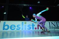 SCHAATSEN: ZAANDAM: 08-10-2013, Taets art Gallery, Perspresentatie Team Beslist.nl, Hein Otterspeer, ©foto Martin de Jong
