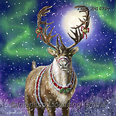 Marcello, CHRISTMAS ANIMALS, WEIHNACHTEN TIERE, NAVIDAD ANIMALES, paintings+++++,ITMCXM1678C,#xa#