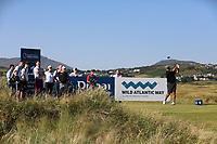 Darren Clarke (NIR) during the ProAm of the 2018 Dubai Duty Free Irish Open, Ballyliffin Golf Club, Ballyliffin, Co Donegal, Ireland.<br /> Picture: Golffile | Jenny Matthews<br /> <br /> <br /> All photo usage must carry mandatory copyright credit (&copy; Golffile | Jenny Matthews)