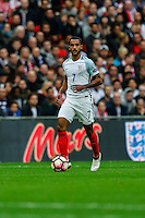 Theo Walcott (Arsenal) of England during the FIFA World Cup qualifying match between England and Malta at Wembley Stadium, London, England on 8 October 2016. Photo by David Horn / PRiME Media Images.