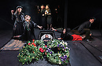 "The Royal Central School of Speech and Drama. ""The Suicide"" by Nikolai Erdman. Directed by Ben Naylor and Anna Healey. Performed by MA Acting Classical students."