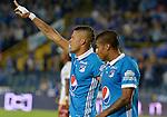 Millonarios venció como local 3-0 ante Deportes Tolima. Fecha 5 Liga Águila I-2017.