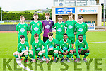 Kerry DL in the SSE U-17 League match against Salthill Devon at Mounthawk Park on Saturday