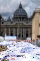 20170917 Roma Half Marathon Via Pacis