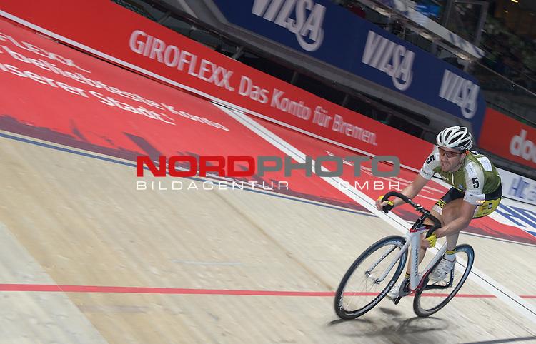 09.01.2015, &Ouml;VB Arena, Bremen, GER, Sixdays Bremen, im Bild Martin Blaha (Team Atlantic Gruppe #5)<br /> <br /> Foto &copy; nordphoto / Frisch