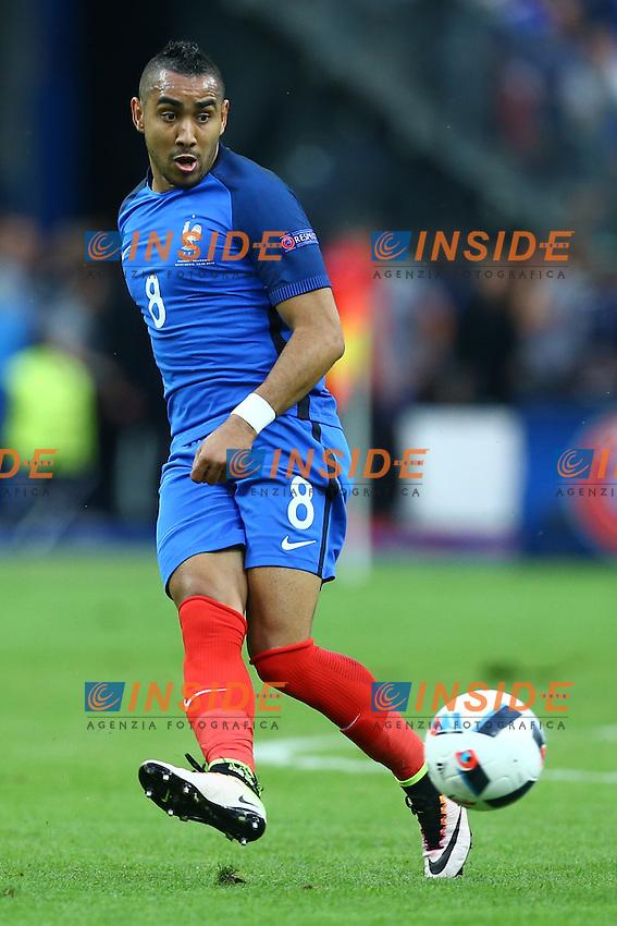 Dimitri Payet Francia<br />Paris 10-06-2016 Stade de France football Euro2016 France - Romania  / Francia - Romania Group Stage Group A. Foto Matteo Ciambelli / Insidefoto