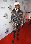 Nile Rodgers arrives at the We Are Family Foundation 2018 celebration gala at the Hammerstein Ballroom in New York City, on April 27 2018.