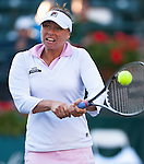 Vera Zvonareva at the Family Circle Cup in Charleston, South Carolina on April 6, 2012