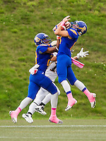2015.10.31 UBC Football vs Manitoba Bisons