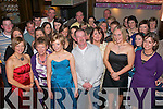 21ST BIRTHDAY: Denise Kerins, Gortatlea, Tralee (front 3rd left) celebrated her 21st birthday in Gally's bar/restaurant, Castlemaine Rd., Tralee last Saturday night with her parents Brendan and Kay and lots of friends and family.   Copyright Kerry's Eye 2008