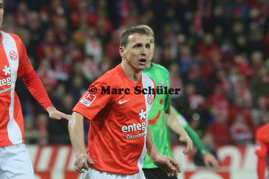 Zdenek Pospech (Mainz) - 1. FSV Mainz 05 vs. Hannover 96, Coface Arena, 21. Spieltag