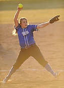 Gentry at Rogers Softball