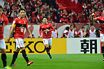 URAWA RED DIAMONDS (JPN) VS GUANGZHOU EVERGRANDE (CHN) during their AFC Champions League Group H match on 5 April 2016 held at the Saitama Stadium 2002, Saitama, Japan.<br />