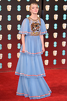 Anya Taylor-Joy<br /> at the 2017 BAFTA Film Awards held at The Royal Albert Hall, London.<br /> <br /> <br /> &copy;Ash Knotek  D3225  12/02/2017