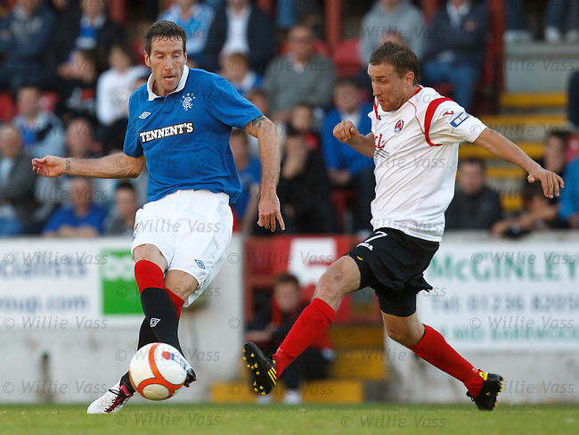 Kirk Broadfoot and Kevin Finlayson