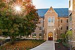 MC 10.14.16 Flaherty Hall.JPG by Matt Cashore/University of Notre Dame
