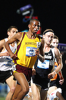 Minnesota during competition at the 2008 Outdoor NCAA Track & Field Nationals. 061208