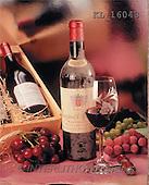 Interlitho, Alberto, STILL LIFES, photos, red wine, grapes(KL16043,#I#) Stilleben, naturaleza muerta