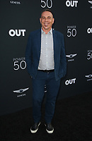 HOLLYWOOD, CA - AUGUST 10: Joe Landry, at OUT Magazine's Inaugural POWER 50 Gala & Awards Presentation at the Goya Studios in Los Angeles, California on August 10, 2017. Credit: Faye Sadou/MediaPunch