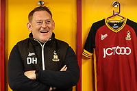 Bradford City David Hopkin Presser - 06.09.2018