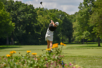 during round 1 of the 2018 KPMG Women's PGA Championship, Kemper Lakes Golf Club, at Kildeer, Illinois, USA. 6/28/2018.<br /> Picture: Golffile | Ken Murray<br /> <br /> All photo usage must carry mandatory copyright credit (&copy; Golffile | Ken Murray)