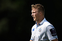 Jack Walker of Bath Rugby. Pre-season friendly match, between Bristol Rugby and Bath Rugby on August 12, 2017 at the Cribbs Causeway Ground in Bristol, England. Photo by: Patrick Khachfe / Onside Images