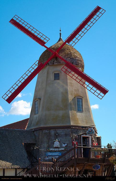 Old Mill Loft, Solvang, California
