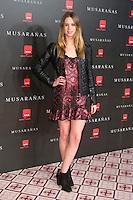 "Arancha Marti attend the Premiere of the movie ""Musaranas"" in Madrid, Spain. December 17, 2014. (ALTERPHOTOS/Carlos Dafonte) /NortePhoto /NortePhoto.com"