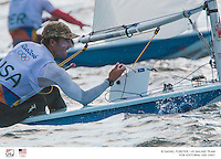 Laser USA Charlie Buckingham USACB64<br /> <br /> 2016 Olympic Games <br /> Rio de Janeiro