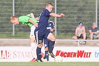 Niklas Schneider (Waldalgesheim) - SV Alem. Waldalgesheim trifft in der 1. Runde des DFB-Pokal auf Bayer Leverkusen und spielt gegen Ingelheim den Saisonauftakt