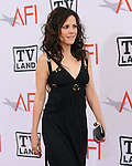 Mary-Louise Parker at the 38th Annual Lifetime Achievement Award Honoring Mike Nichols held at Sony Picture Studios Culver City, California on June 10,2010                                                                               © 2010 Debbie VanStory / Hollywood Press Agency