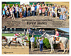 Jay Glass' farewell tour at Delaware Park racetrack on 6/2/14