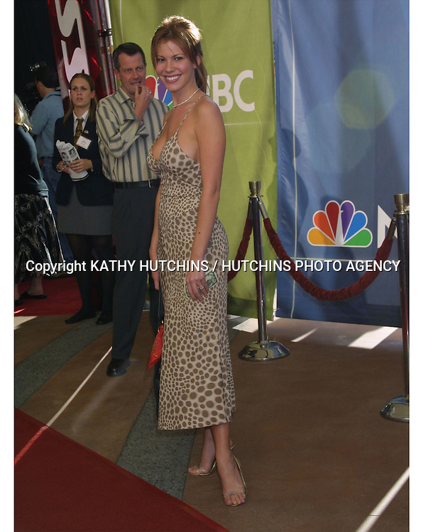 ©2003 KATHY HUTCHINS / HUTCHINS PHOTO AGENCY.NBC TCA PARTY.HOLLYWOOD & HIGHLAND GRAND BALLROOM.CASINO NIGHT.JULY 25, 2003.NIKKI COX