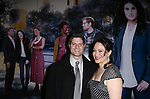 Tom Kitt and wife Rita Pietropinto attending the Broadway Opening Night Performance of 'IF/THEN' at the Richard Rodgers Theatre on March 30, 2014 in New York City.
