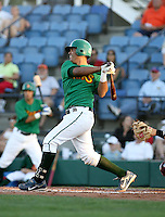 Carlos Perez / Boise Hawks at bat against the Yakima Bears at Boise, ID - 08/27/2008..Photo by:  Bill Mitchell/Four Seam Images