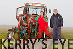Patrick Boyle and Thomas Boyle From Causewayat the County Championship Causeway Ploughing Match in Paul Thornton's, Land Castleshannon, Ballyheigue on Sunday