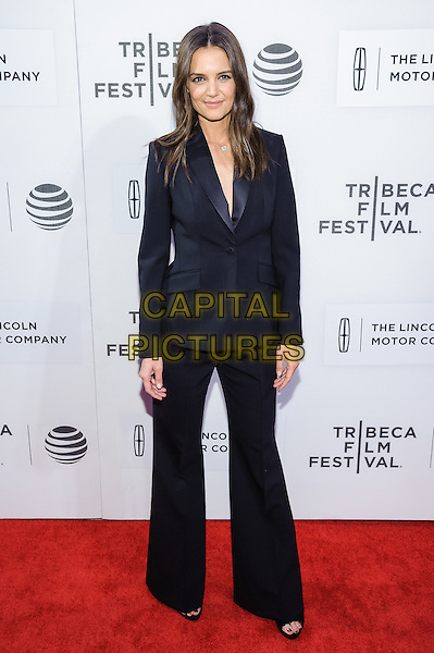 15 April 2016 - New York, New York- Katie Holmes. &quot;All We Had&quot; screening at Tribeca Film Festival 2016. <br /> CAP/ADM/MS<br /> &copy;MS/ADM/Capital Pictures