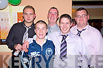 Sean Forde, seated second left  from Abbeyfeale, celebrated his 30th birthday with family and friends at O' Riordan's bar Abbeyfeale on Friday night...   Copyright Kerry's Eye 2008