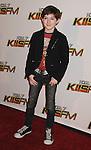 LOS ANGELES, CA - DECEMBER 03: Mason Cook attends 102.7 KIIS FM's Jingle Ball at the Nokia Theatre L.A. Live on December 3, 2011 in Los Angeles, California.