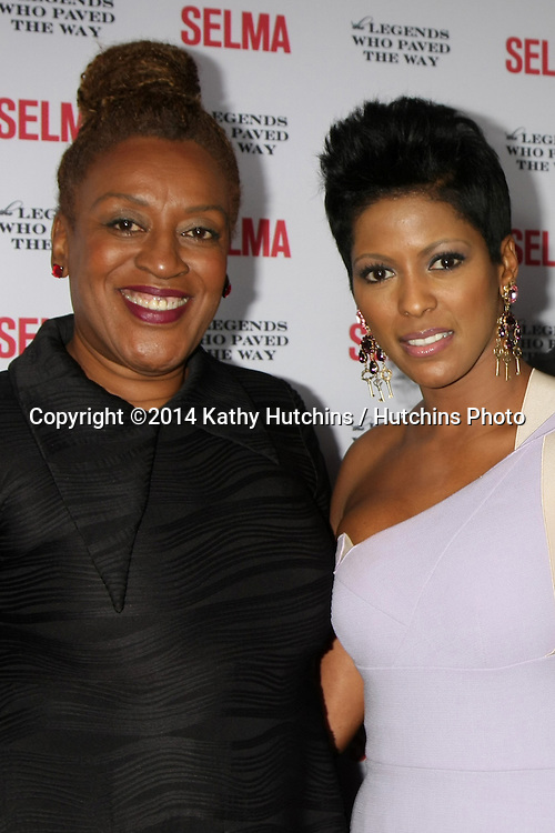 "SANTA BARBARA - DEC 6:  CCH Pounder, Tamara Hall at the ""Selma"" & Legends Who Paved the Way Gala at the Bacara Resort & Spa on December 6, 2014 in Goleta, CA"