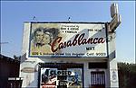 Casablanca Mkt., East L.A., 1984