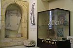 Israel, Shephelah, a view of Ramla Museum
