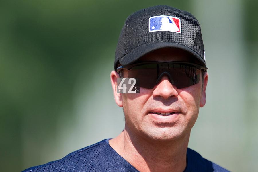 Baseball - MLB Academy - Tirrenia (Italy) - 19/08/2009 - Gijs Selderijk