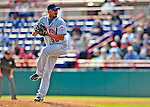 4 March 2009: New York Mets' pitcher Duaner Sanchez on the mound during a Spring Training game against the Washington Nationals at Space Coast Stadium in Viera, Florida. The Nationals rallied to defeat the Mets 6-4 . Mandatory Photo Credit: Ed Wolfstein Photo