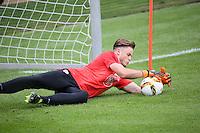 01.09.2015: Eintracht Frankfurt Training